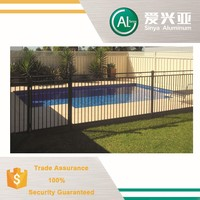 China Factory Supply High Standard Cheap Aluminum Pool Fence