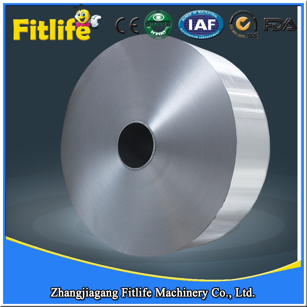 Alloy8011-O household aluminium Foil Jumbo Roll with factory price