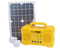 battery backup small solar electric power system solar pannel system