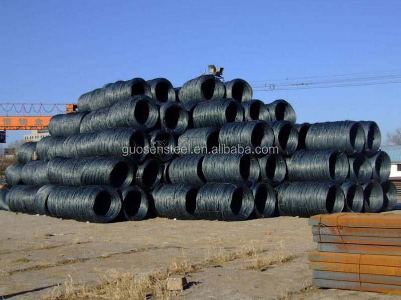 low price!! high carbon spring steel wire / steel wire rod
