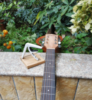 New design guitar capo made of aluminum alloy with OEM available