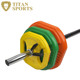Body Barbell Pump Set with chrome hollow bar