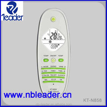air conditioner remote control,KT-N858 2000 In 1 universal remote control