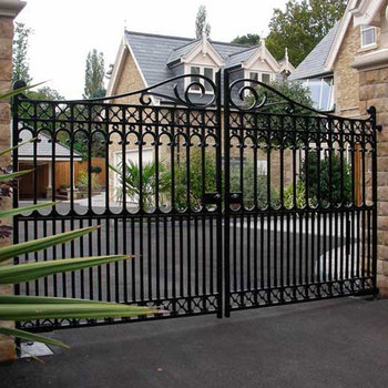Top Selling Steel Gates Grill Fence Design Buy Steel