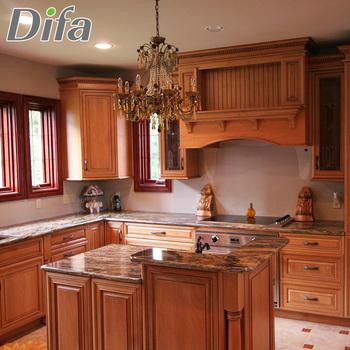 Costumbre Americana Madera Mueble De Cocina,Gabinete De Cocina Americana  Estándar - Buy Americano Polywood Mueble De Cocina,Gabinete De Cocina ...