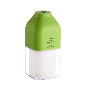 usb installation energy bottle humidifier rechargeable humidifier battery operated humidifier