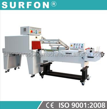 Semi-auto L Sealer Shrink Wrapping Machine Manufacturer