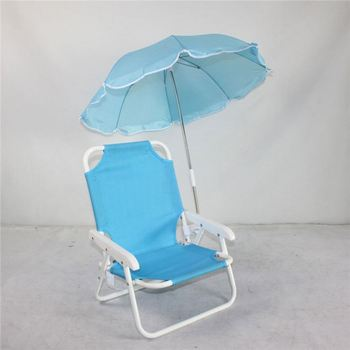 Swell Garden Furniture Outdoor Kids Folding Beach Lounge Chair With Umbrella Buy Kids Folding Beach Chair Kids Folding Beach Lounge Chair Kids Folding Customarchery Wood Chair Design Ideas Customarcherynet