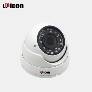 Unicon Vision 3d dnr 2mp 1080p full hd vandalprood dome poe ip camera paypal