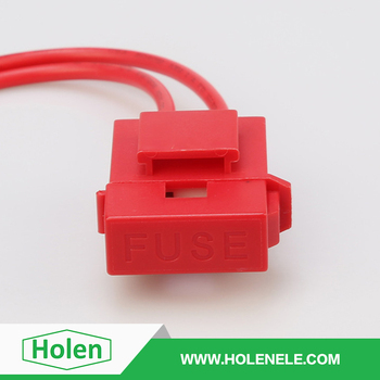 good quality mini fuse motorcycle/car fuse holder