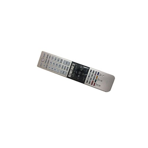 E-REMOTE Replacement Toshiba TV Remote Conrtrol For TOSHIBA CT-90276 75006721 37LX96 55WX800 LCD LED HDTV