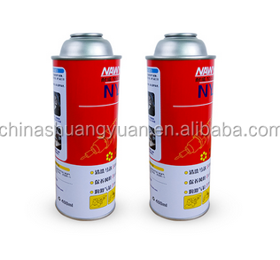 65mm x 158mm empty aerosol cans wholesale