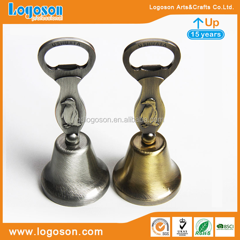 Metal Bell Factory Antique Brass Bell Custom Decorative Small Brass Bells