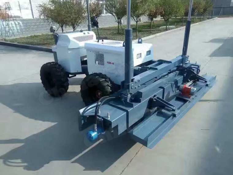 China Beton Bouw Machine Beton Laser Dekvloer Machine