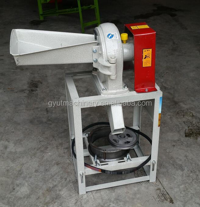 small animal feed grinder/corn mill machine/small corn mill grinder for sale