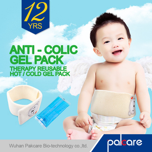 Reusable Rehabilitation gel insert heat gel packs for baby products