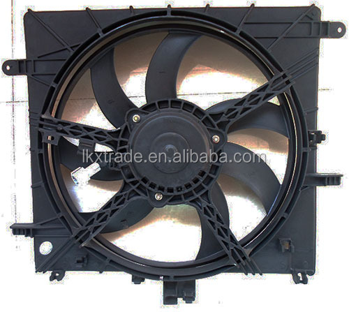 Auto Radiator Cooling Fan For Nissan March Dual Oe 21491 1hsza B211