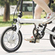 Giant Full Suspension Hybrid Mountain Japan K-rock 28 inch 26 Electric Folding Bicycle