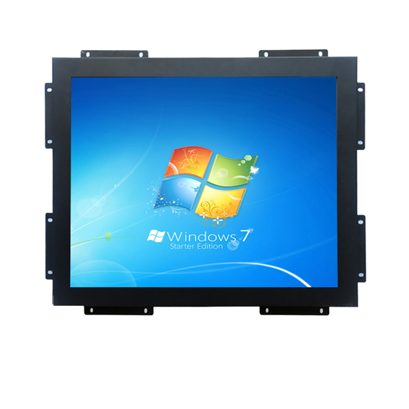 Embedded  15 17 19 21.5 Inch Capacitive Touch Screen Monitor Industrial Open Frame Lcd Monitor
