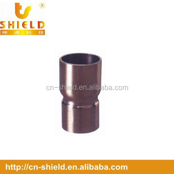 Factory OEM low price Reducing coupling, Copper coupling pipe fitting for plumbing