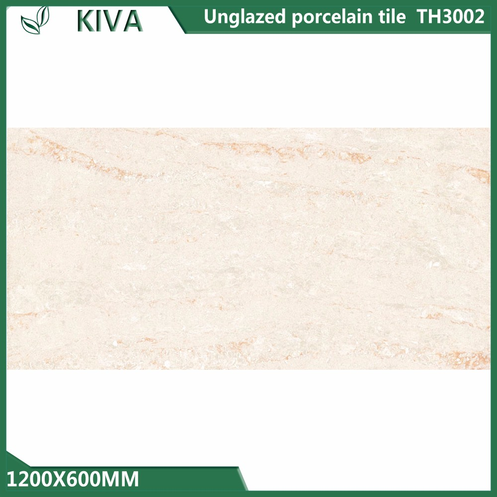 Luxury 1200X600 Bathroom Rustic Tiles Pink Tile Ceramic Wall Tile