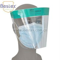 Disposable Chemical Face Shield on CE standard