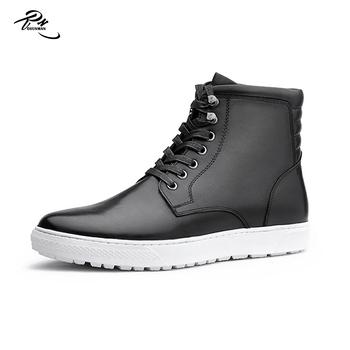 Casual Erkekler Ayakkabı Siyah Özelleştirmek