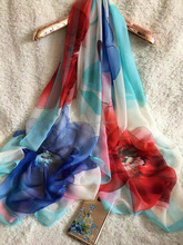 Free sample fashion ladys 100% silk buberry scarf wholesale