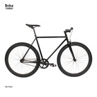 Single Speed Bicycle Fixie Hi-Ten steel Black 700c Fixed Gear Bike