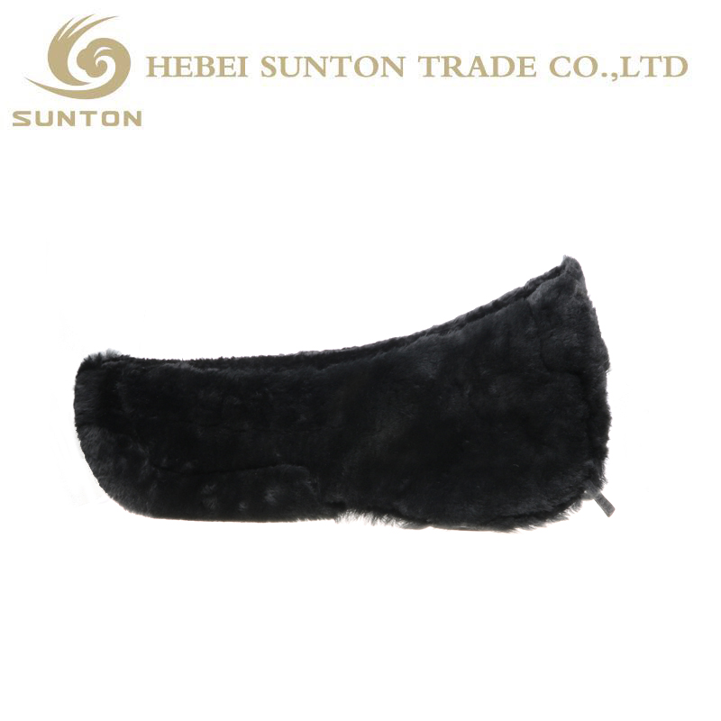 China supplier saddle for racing horse western wool saddle pad