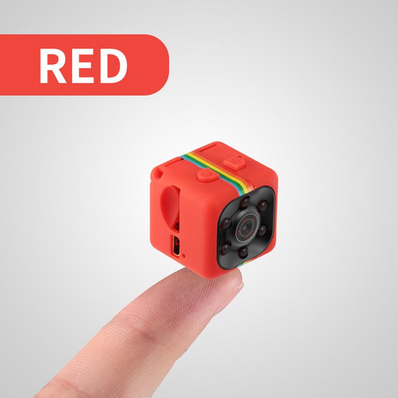 SQ11 SQ 11 Смарт маленькая секретная микро мини камера видео камера 1080p HD ночное видение тело DV мини регистратор скрытый микрокамера(Китай)