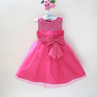 2016 new occident princess charming dress baby girl fairy dress with butterfly wings