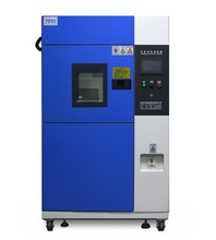 Programmable Touch screen climatic thermal shock test machine