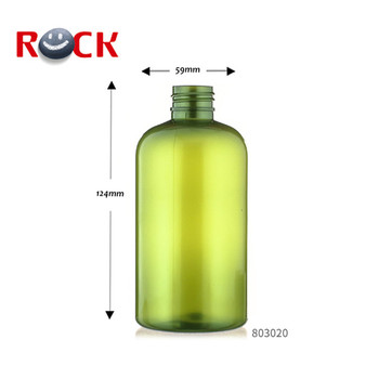 250ML wholesale weight empty plastic bottle