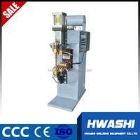 High Quality Automatic Spot Welding Equipment / Foot Pedal Spot Welder Machine Price