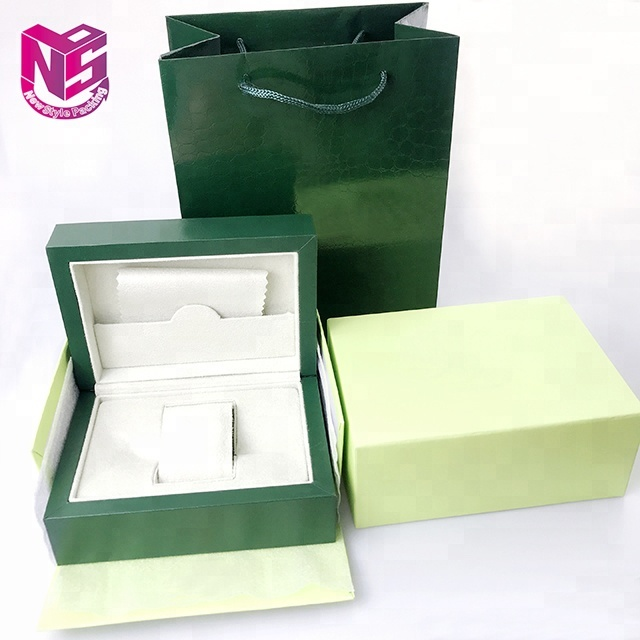 High Quality Watch Boxes for Rolex Display Wooden Watch Boxes