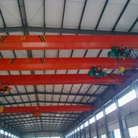 best service hoist single girder overhead travelling beam bridge crane 5 ton 10 ton