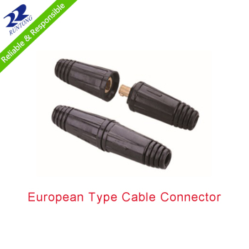 European British Type Rubber Insualting Electrical Cable Connectors