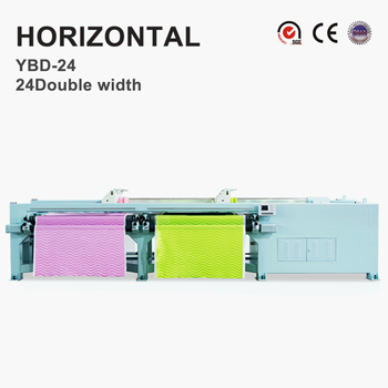 YBD24 Horizontal Quilting Embroidery Machine with Infrared protection device