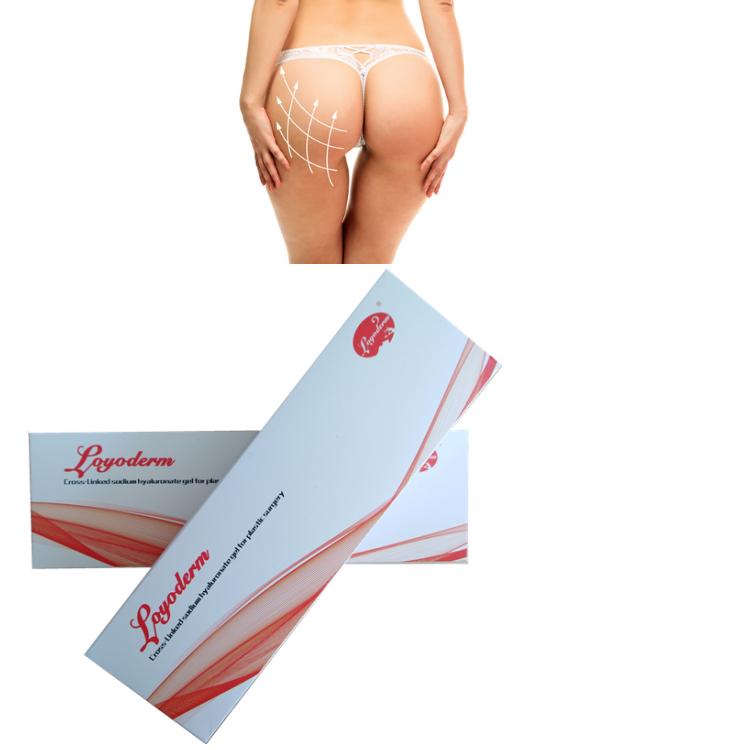 2018 hyaluronic acid dermal filler butt injections hydrogel for buttocks enlargement фото