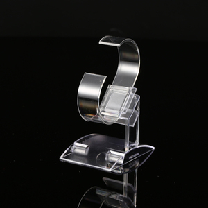 TCHC Plastic fashion hot sales high quality unbreakable watch display c ring