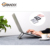 17 inch travel ergonomic aluminum portable adjustable foldable vertical laptop table stand riser for mac lap