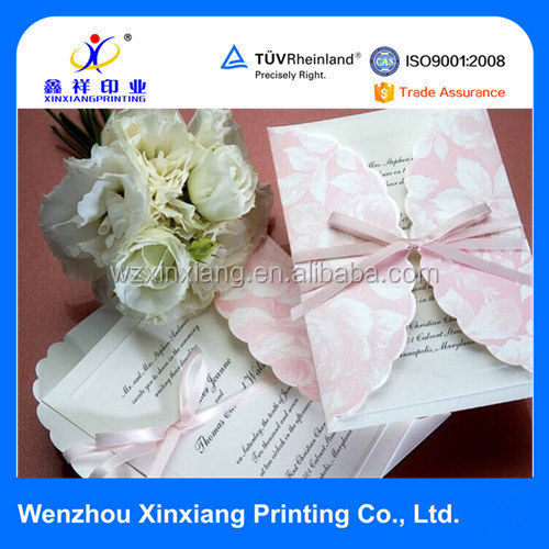 Customized Paper Material Birthday Card,wedding Card, Greeting Card Invitation Card China For Gift