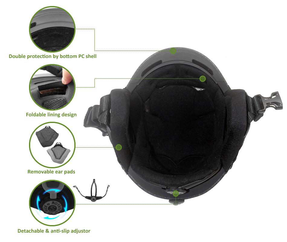 Unisex-adult-alpine-skiing-helmet
