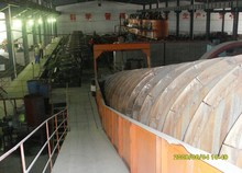 High Weir Separator Machine Spiral Classifier , Mineral Separator Machine