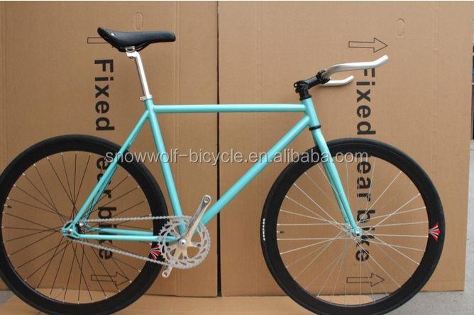 700c Fixie Bike Spare Parts Aluminium Fixed Gear Bike Factory Sw