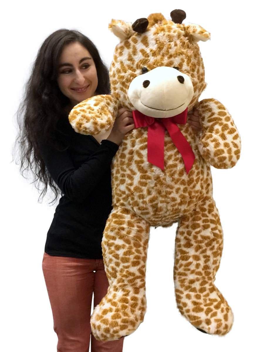 Cheap Giant Giraffe Stuffed Animal Find Giant Giraffe Stuffed