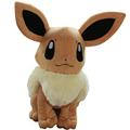 Anime Stuffed Toy pikachu Evoli Eevee Plush Toy Kids Doll 30cm 12