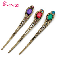 Chinese Vintage Style Beautiful Hair Stick for Women