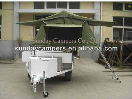 China mounting roof top tent folding bed c&ing tent best family tent with portable changing room & China Mounting Roof Top Tent Folding Bed Camping Tent Best Family ...